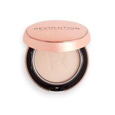 Makeup Revolution Pudrový make-up Conceal & Define (Satin Matte Powder Foundation) 7 g