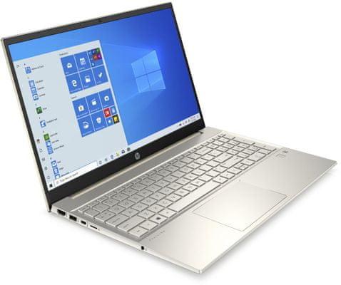 Multimediálny notebook HP Pavilion 15 15,6 palca podsvietená klávesnica dlhá výdrž