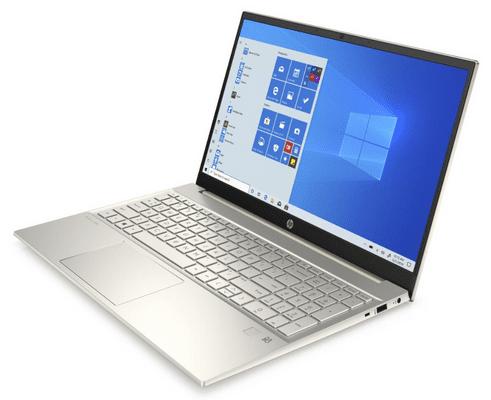 Multimediálny notebook HP Pavilion 15 15,6 palca Wi-Fi 6