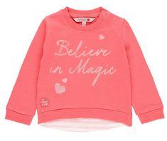 Boboli 212005 džemper za djevojčice sa šljokicama