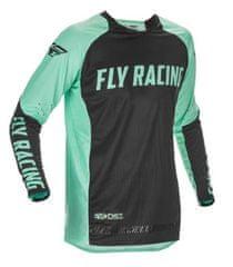 Fly Racing Dres EVOLUTION 2021 LE, FLY RACING - USA (mint zelená / čierna) M