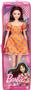8 - Mattel Barbie Modell 160 - Narancssárga ruha pöttyökkel