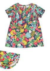 Boboli 242042 komplet za djevojčice haljina i gaćice