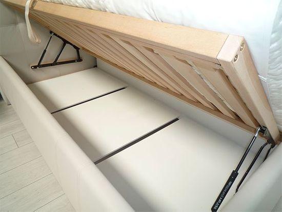 We-Tec Integrované rošty ADELA bočne výklopné - pre postele WE-TEC, buk masív, cena za 2 ks