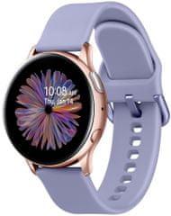 SAMSUNG Galaxy Watch Active2 (40 mm) Violet (SM-R830NADAXEZ)