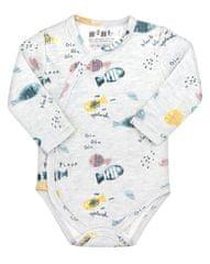 Nini Dječji bodi od organskog pamuka ABN-2500