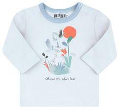 Nini majica za dječake od organskog pamuka