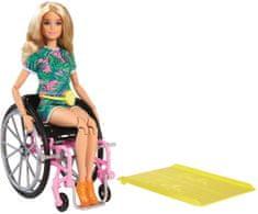 Mattel lalka Barbie, Modelka na wózku inwalidzkim 165