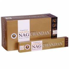 Vijayshree Vonné Tyčinky Golden Nag Chandan