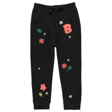 Boboli hlače za djevojčice 412119, 122 , crne