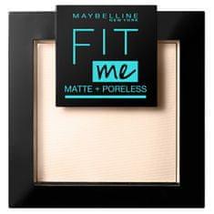 Maybelline Zmatňujúci púder Fit Me Matte and Poreless Powder 9 g