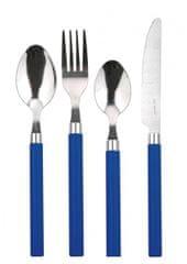 Renberg Happie Blue RB-4540-BL pribor za jelo, 24/1, plavi