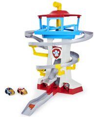 Spin Master Tačke na patrulji Stolp z dirkališčem za avte