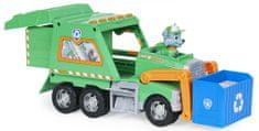 Spin Master Tlapková patrola Rocky recyklačné auto