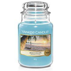 Yankee Candle vonná svíčka Beach Escape (Únik na pláž) 623 g
