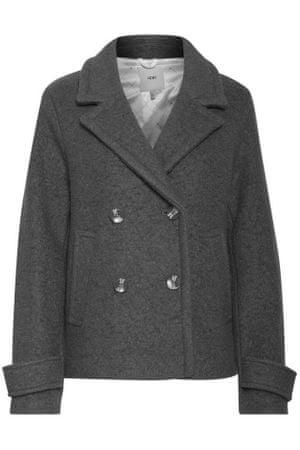 ICHI női kabát IHSTIPA JA4_1, 38, fekete