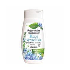 Bione Cosmetics Balzam za regeneracijo kozje sirotke za občutljivo kožo 260 ml