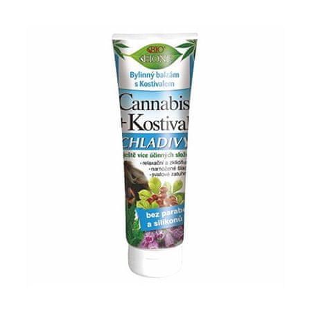 Bione Cosmetics Gyógynövény balzsam Nadálytő Cannabis 200 ml