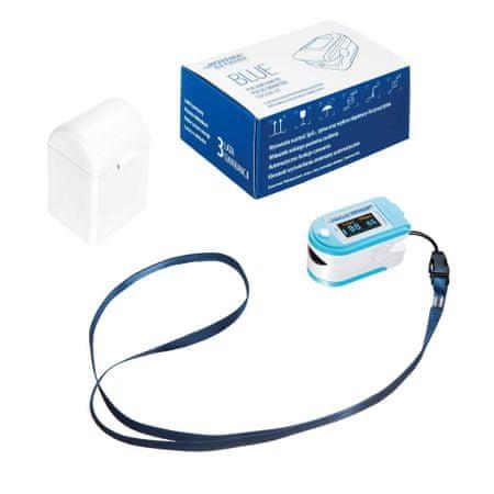 Babys NOVAMA RESPIRE BLUE CMS50D-BT pulzoximéter Bluetooth-tal