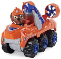 Spin Master Labková patrola Zuma Dino tematické vozidlá