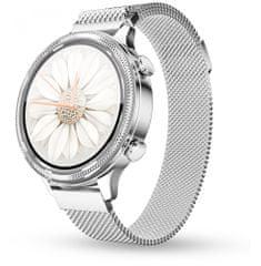 Aligator Watch Lady (M3), Silver