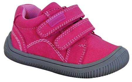 Protetika Lány barefoot bokacsizma Lars 72021, 24, rózsaszín