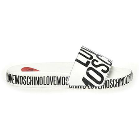 Love Moschino Női papucs JA28032G1CI12100 (Méret 37)