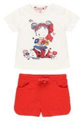 Boboli komplet majica i kratkih hlača za djevojčice 232119