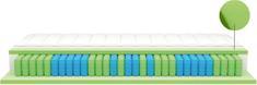 Moderne SchlafArt Comfort KS