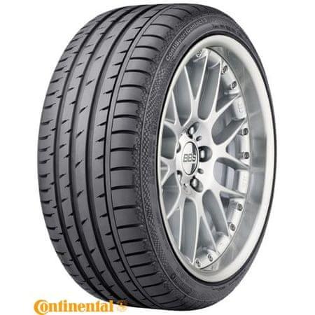 Continental letne gume 275/40R18 99Y SSR(RFT) * ContiSportContact 3