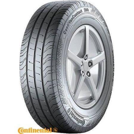 Continental letne gume 195/65R16C 104/102T (100T) ContiVanContact 200 8PR