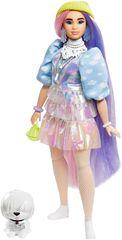 Mattel Barbie Extra z bleščečim videzom