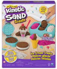 Kinetic Sand igra mirisne kuglice sladoleda