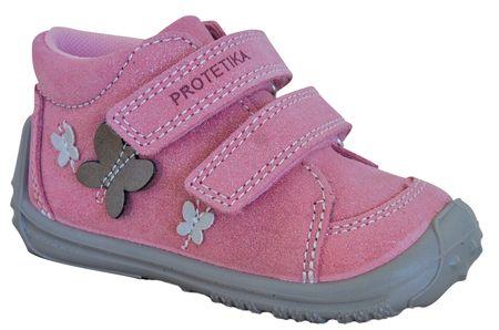 Protetika bokacsizma lányoknak Adison 72052, 23, rózsaszín