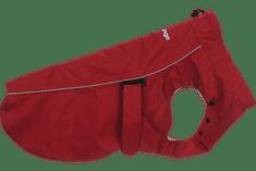 RED DINGO Pršiplášť pre psa Red Dingo červený