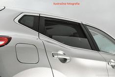 PrivacyShades Slnečné clony na okná - FIAT Croma hatchback (2005-) - Len na bočné stahovacie sklá