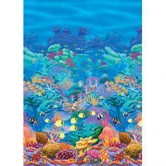 Amscan Tapeta na stenu Koralový útes 1.2x12.2m