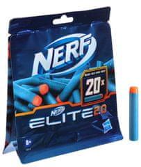 NERF Elite 2.0 20 náhradných šípok
