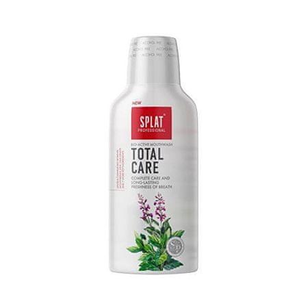 Splat Wybielający płyn do płukania ust zapewniający kompleksową ochronę i świeży oddech Total Care 275 ml