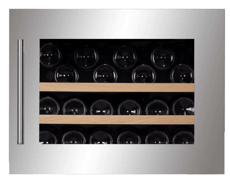 Dunavox DAVS-18.46SS vgradna vinska vitrina