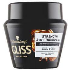 Gliss Kur Péče proti poškození vlasů Ultimate Repair 300 ml