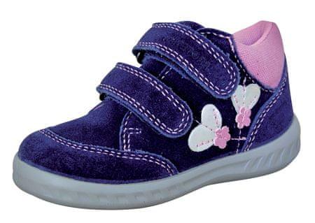 Protetika lány egész éves cipő RORY navy 22 kék