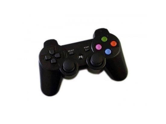 Bezdrátový ovladač pro PS3 - Twin Vibration III