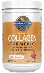 Garden of Life Collagen Turmenic - Kurkuma 220g
