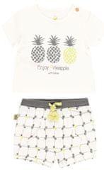 Boboli Komplet za dječake majica i hlače od organskog pamuka, 602042