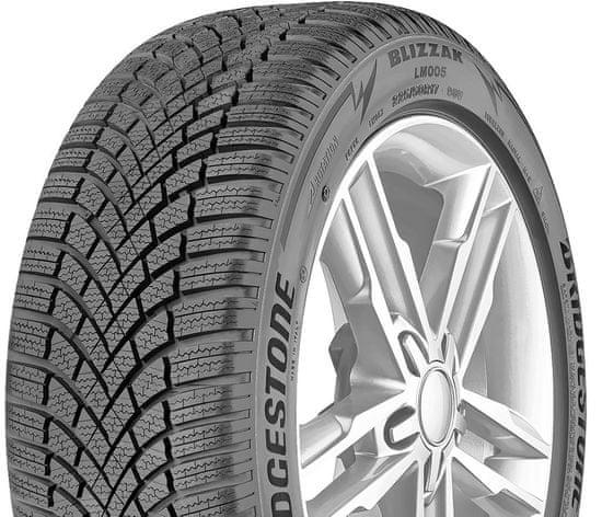 Bridgestone Blizzak LM005 235/55 R19 105V XL M+S 3PMSF