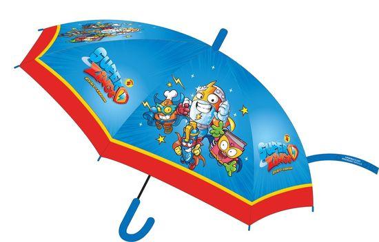 """Eplusm Automatický deštník """"Super Zing"""" - modrá"""