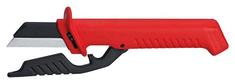 Knipex Nôž 9856 na káble s krytkou Knipex 05222280