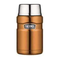 Thermos Stílus Thermos csészével - réz 710 ml