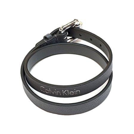 Calvin Klein Dupla bőr karkötő Adventure KJ5NAB79010 (Dimenzió 38 cm - D)